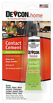 Devcon® Home Contact Cement 1 fl. oz. Tube