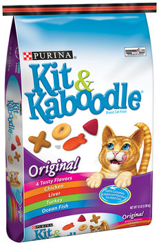 Purina Kit & Kaboodle Original Cat Food 13 lb. Bag