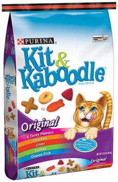 Purina Kit & Kaboodle Original Cat Food 13 lb. Bag