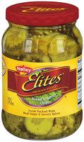 Nalley® Elites® Bread & Butter Chip Pickles 16 fl. oz. Jar