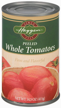 Haggen Whole Peeled Tomatoes