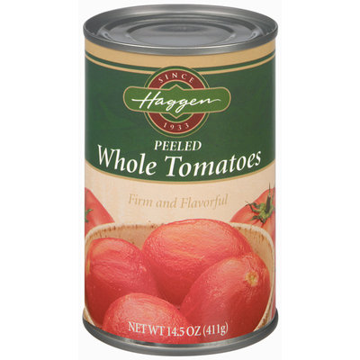 Haggen Whole Peeled Tomatoes