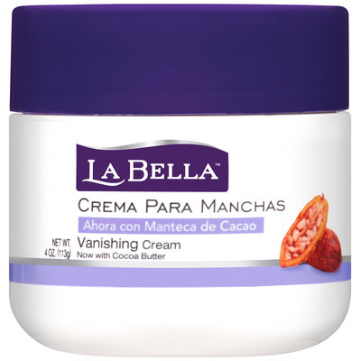 La Bella™ Vanishing Cream 4 oz. Jar