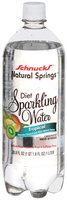 Schnucks Natural Springs Diet Sparkling Water Tropical Flavored Carbonated Water Beverage 33.8 Oz Plastic Bottle