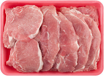 Pork Bone in Loin Assorted Chops Tray