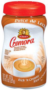 Cremora Dulce De Leche Non-Dairy Creamer 8 Oz Plastic Bottle