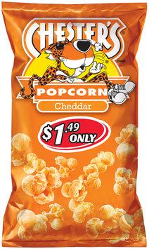 Chester's® Cheddar Popcorn 3 oz. Bag