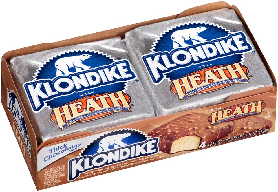 Klondike® Heath™ Ice Cream Bars
