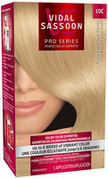 Vidal Sassoon Pro Series 10C Extra Light Cool Blonde Hair Color Kit