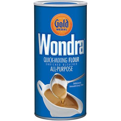 Gold Medal® Wondra® Quick-Mixing Flour 13.5 oz. Canister