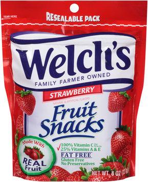 Welch's® Strawberry Fruit Snacks