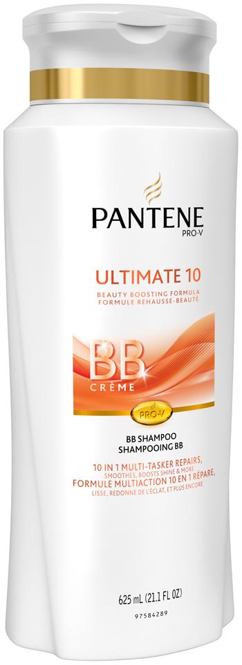 Ultimate 10 Pantene Pro-V Ultimate 10 BB Shampoo 675 ml