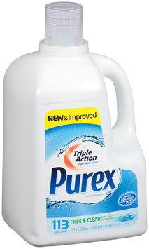 Purex® Laundry Detergent Free & Clear 170 fl oz.