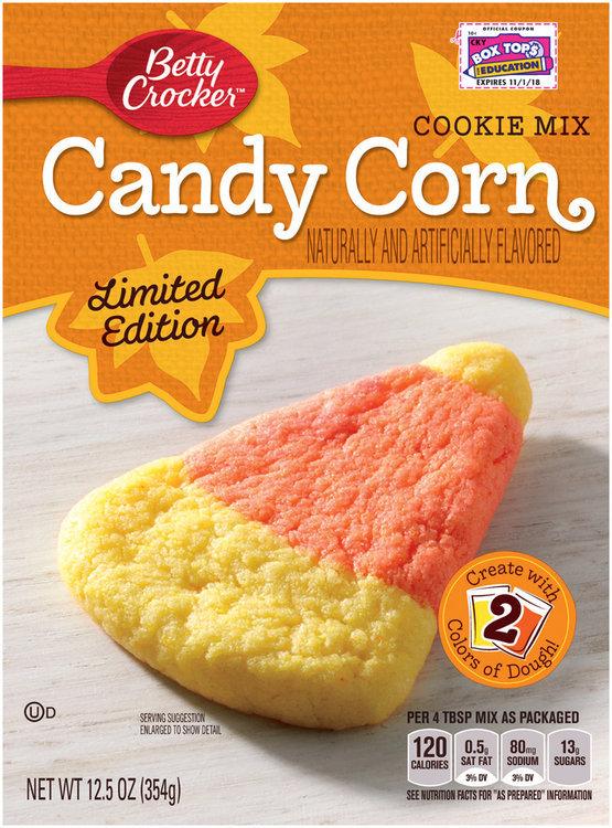 Betty Crocker Candy Corn Cookie Mix Reviews 2019