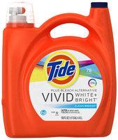 Tide Vivid White Plus Bright Clean Breeze Scent HE Liquid Laundry Detergent