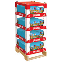 Quaker® Chewy Dipps Chocolate Chip Granola Bars Display Pallet