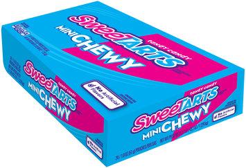 SWEETART Mini Chewy Candy 1.8 oz. Pouch Display Unit