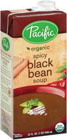 Pacific® Organic Spicy Black Bean Soup