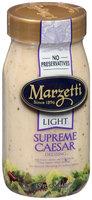 Marzetti® Light Supreme Caesar Dressing 15 fl. oz. Jar