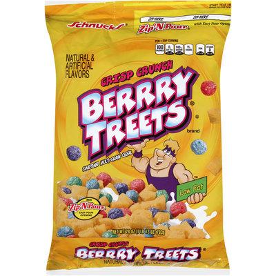 Schnucks® Low Fat Crisp Crunch Berry Treets® Cereal 28 oz. Bag