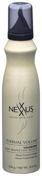 Nexxus Thermal Volume Volumizing Heat Protection Mousse 8 Oz Aerosol Can