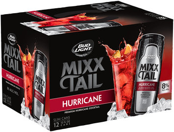 Bud Light® Hurricane Mixx Tail Cocktails 12-12 fl. oz. Cans