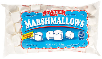 Stater Bros.  Marshmallows 16 Oz Bag