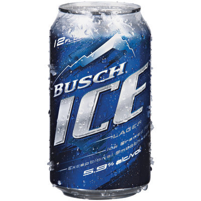 Busch Ice Beer