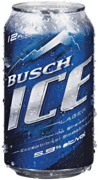 Busch Ice Beer