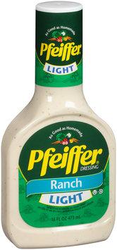 Pfeiffer® Light Ranch Dressing 16 fl. oz. Bottle