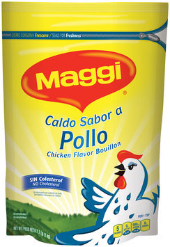 MAGGI Granulated Chicken Flavor Bouillon 2.2 lb. Pouch