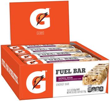 Gatorade Prime® Oatmeal Raisin Fuel Bar Energy Bar 12 ct Box