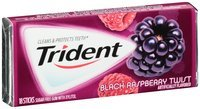 Trident Black Raspberry Twist