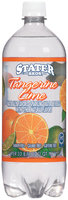 Stater Bros. Tangerine Orange Sparkling Water Beverage 1 L Plastic Bottle