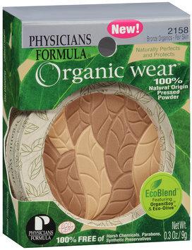 Physicians Formula® Organic Wear™ Bronze Organics for Fair Skin .3 oz