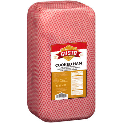 Gusto® Cooked Ham