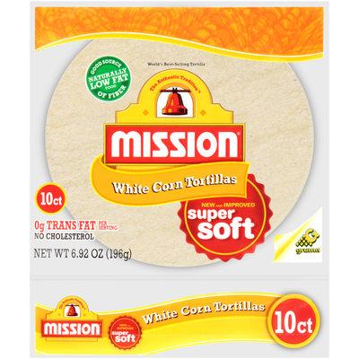 Mission® White Corn Tortillas