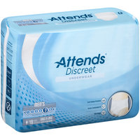 ADUM35 Attends® Discreet Men's Large/X-Large Underwear 18 ct Pack