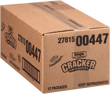 Armour® Lunchmakers® Bologna Cracker Crunchers with