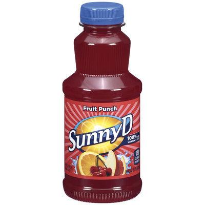 Sunny D Fruit Punch