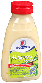 McCormick® Mayonesa Mayonnaise 8.4 fl. oz. Bottle