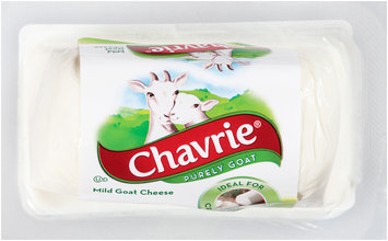 Chavrie® Mild Goat Cheese Original 4 oz. Blister