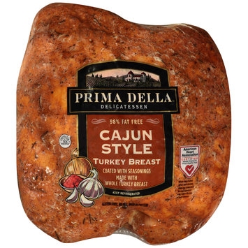 Prima Della™ Delicatessen Cajun Style Turkey Breast