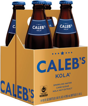 Caleb's Kola® 4-10 fl. oz. Bottle