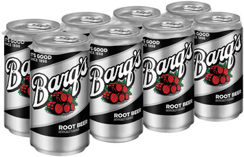 Barq's Root Beer 8 Pack 7.5 oz Cans