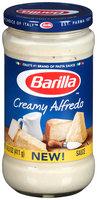 Barilla™ Creamy Alfredo Pasta Sauce 14.5 oz Jar