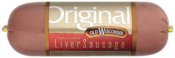Smoked Cooked 8 Oz Liver Sausage 34025