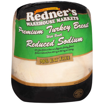 Redner's Warehouse Markets Premium Turkey Breast Meat 1 ct Pack