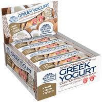 Rickland Orchards™ Dark Chocolate Flavored Greek Yogurt Coated Chocolate Coconut Protein Bar 12-1.41 oz. Bars
