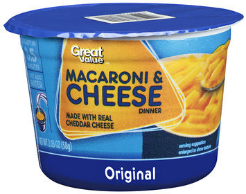 Great Value™ Macaroni & Cheese Dinner Original